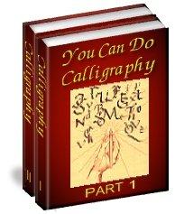 The Calligraphy Alphabet Zoomorphic Calligraphy